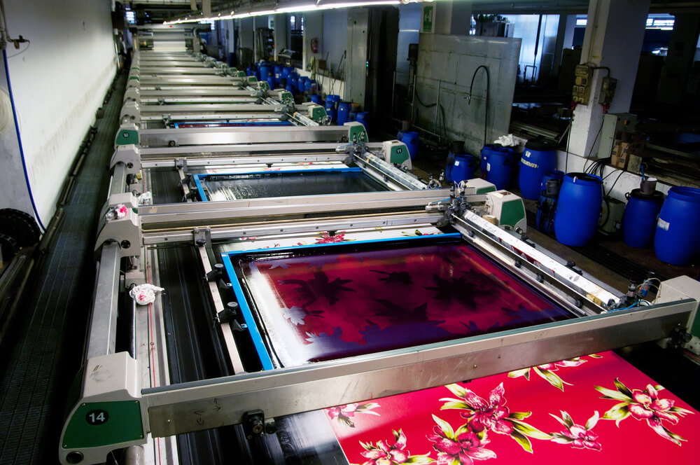 estamparia digital em tecidos