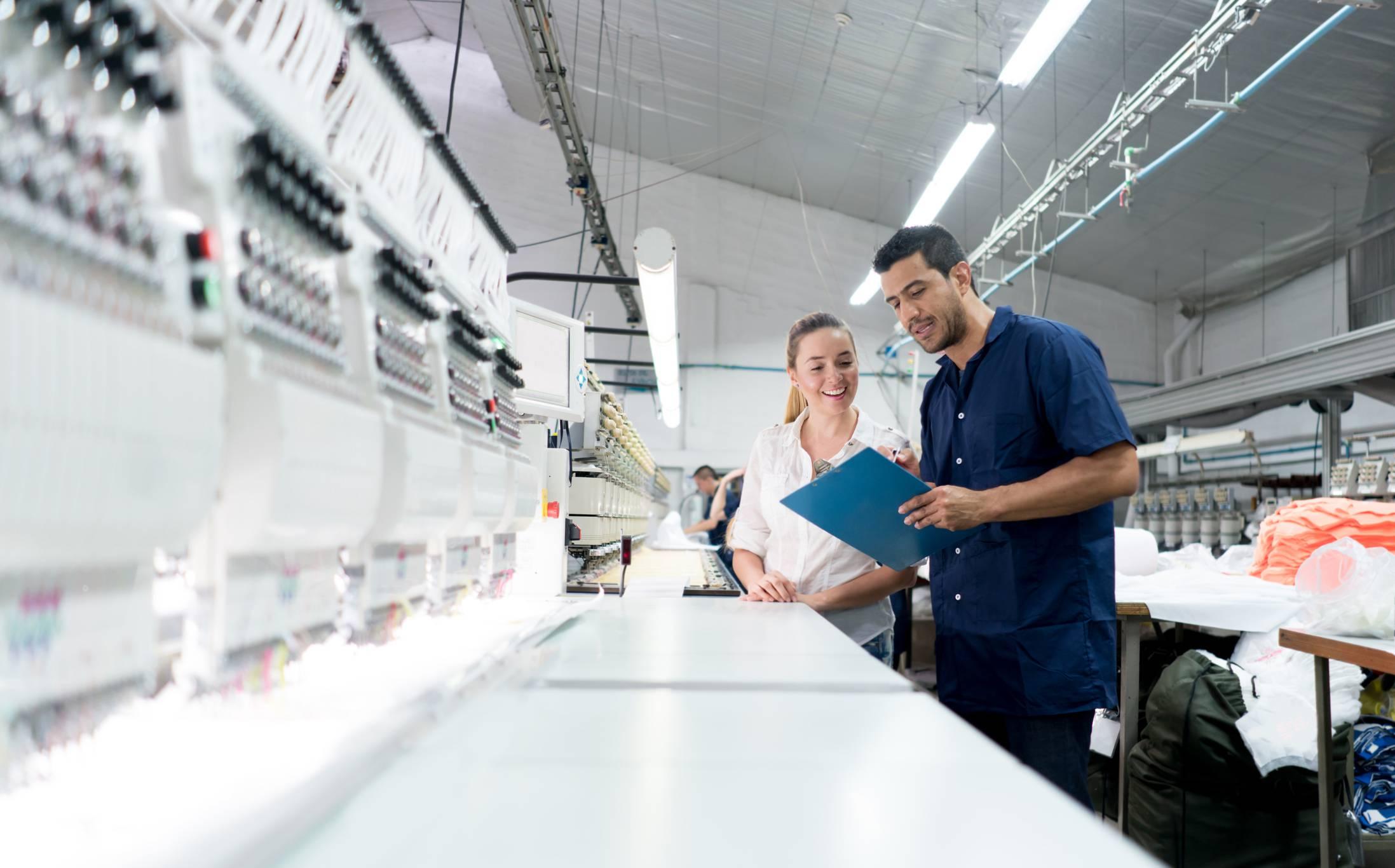 Tecnologia na indústria têxtil: o que o futuro reserva para esse setor?